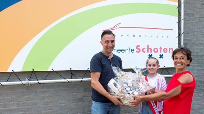 Afscheidscadeau voor afzwaaiend centrummanager Sportoase Elshout