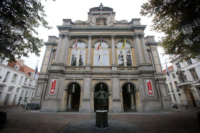 De Stadsschouwburg van Brugge is een van de mogelijke opties.