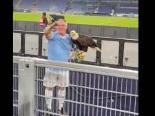 Nouvelle polémique à la Lazio: un dresseur d'aigle viré après un salut nazi