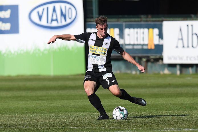 Hoewel Lars Wantens op belangstelling van vele clubs kon rekenen, verlengde hij zijn contract bij Eendracht Aalst met twee seizoenen.