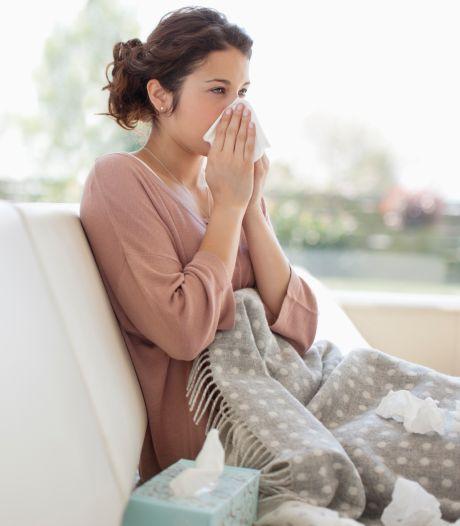 Forte augmentation des cas de grippe en Belgique, pas encore d'épidémie