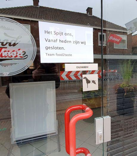 Deuren van Wijhese slagerij blijven dicht: 'Mensen kiezen liever voor kiloknallers'