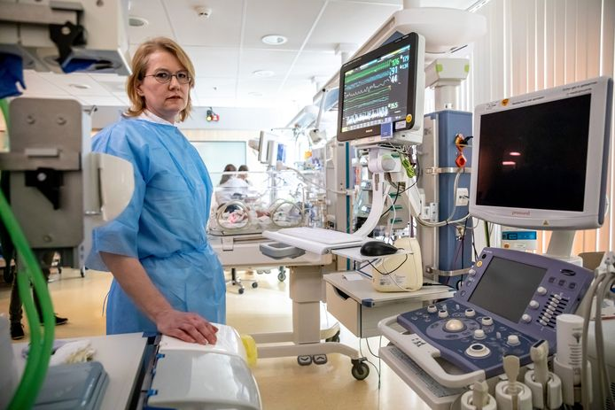 Lieke Poot werkt bij Isala en is voorzitter van de Nederlandse Vereniging van Klinisch Fysici.