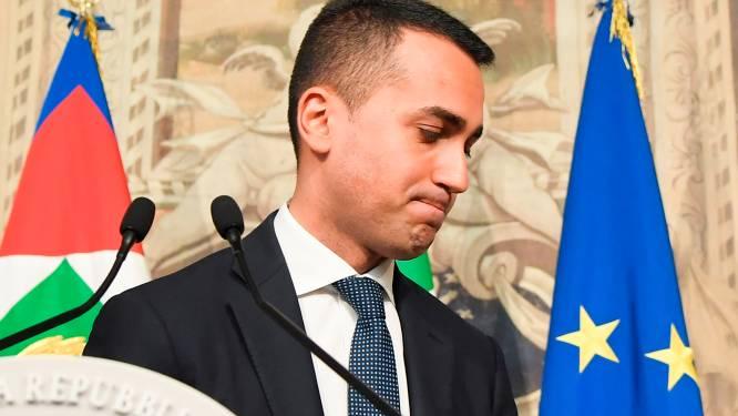 Vijfsterrenbeweging en Lega willen Italianen opnieuw naar stembureaus sturen, president stelt 'neutrale' regering voor
