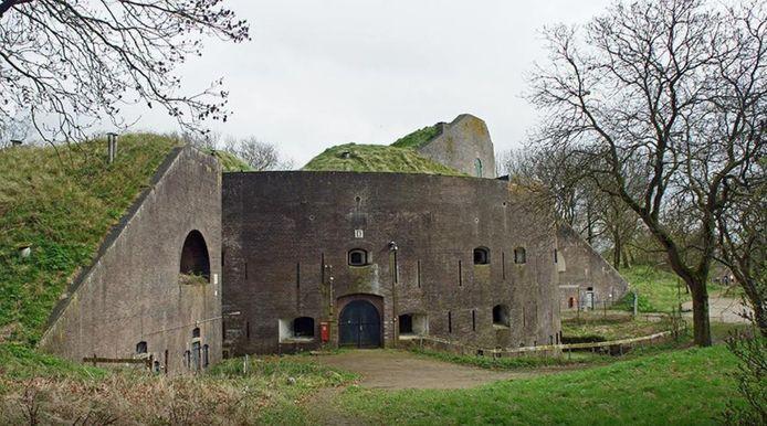 Fort Everdingen.