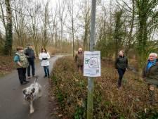 Verzet tegen nieuwe wielerbaan in Apeldoorn: 'Hoe moet ik dan met mijn scootmobiel de hondjes uitlaten?'
