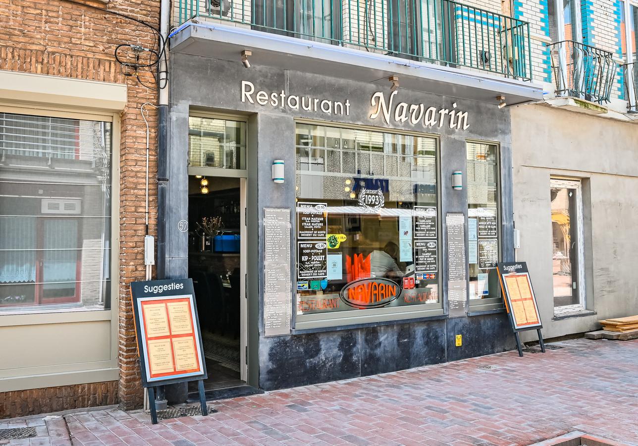 Restaurant Navarin - Blankenberge