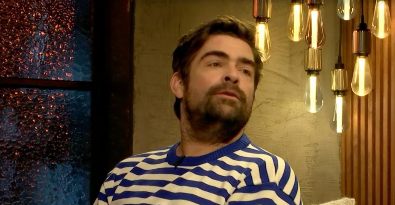 Pedro Elias in 'Winteruur' Beeld vrt