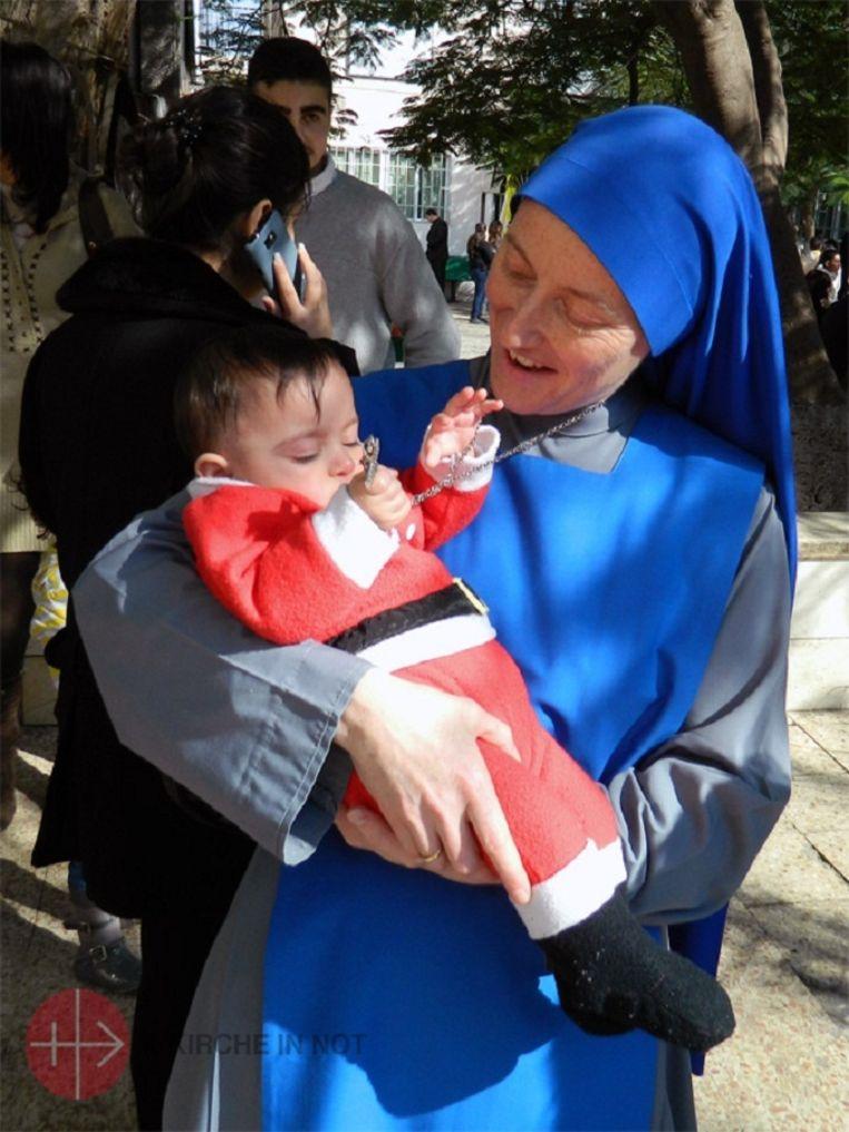 Zuster Maria Nazareth Beeld