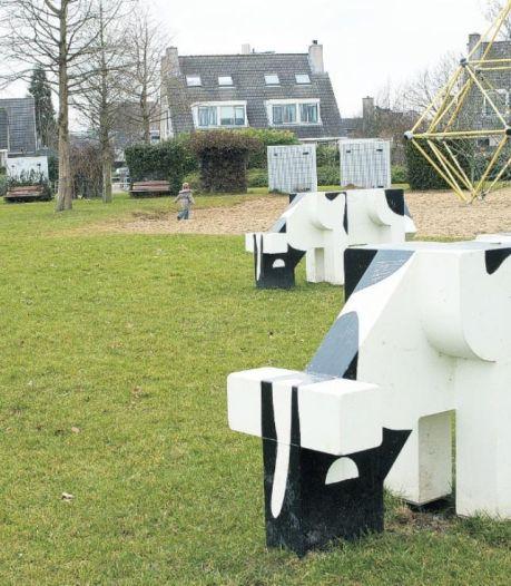 Man in elkaar geslagen op koeienveld Dordrecht