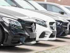 Mercedes en BMW boeken verkooprecords
