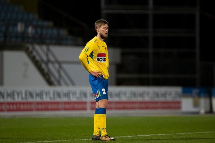 Centrale verdediger Ruben Seigers (23) werd door KVC Westerlo weggeplukt bij KRC Genk.