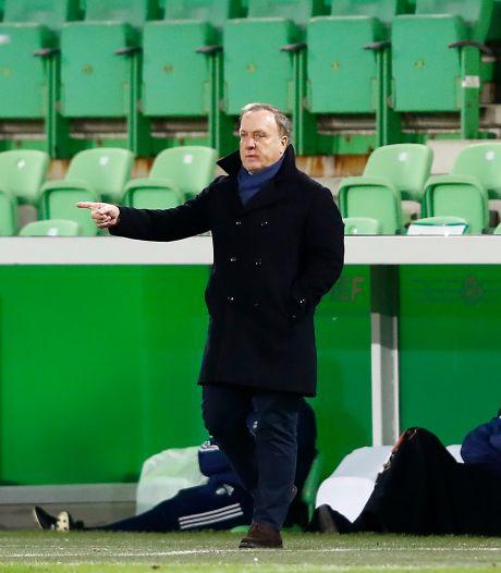 Spelers geven volgens Advocaat signaal af: 'Ik zag een gretige ploeg'
