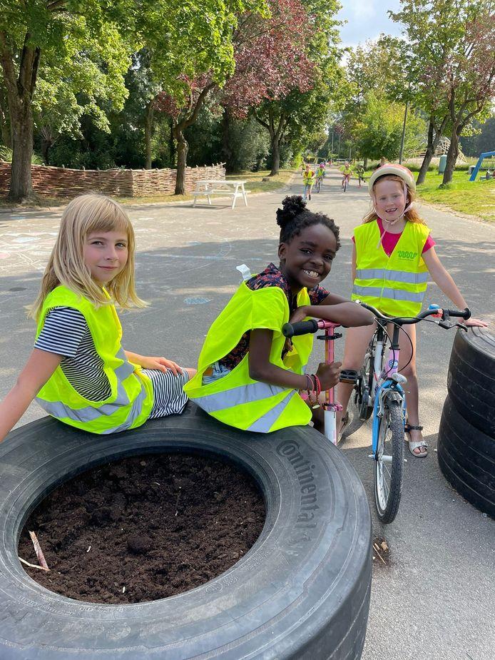 Strapdag zet leerlingen van basisschool Onze-Lieve-Vrouw Tienen in beweging.