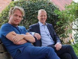 Verhalenmaker Jeroen Franssens op de plooifiets door Kalmthout op zoek naar mooie verhalen