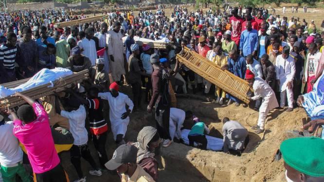 """Zeker tientallen doden na """"krankzinnige aanval"""" terreurgroep Boko Haram in Nigeria"""