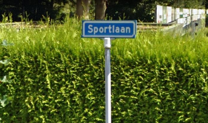 De Sportlaan in Enter.