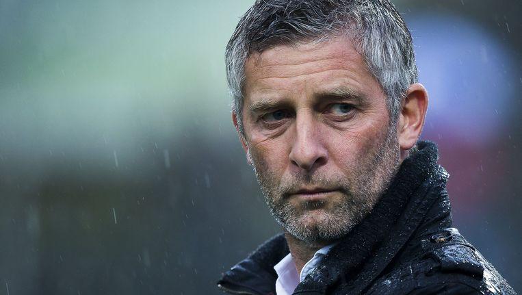 René Trost (ex-Lierse) kon VVV-Venlo niet terugbrengen naar de Eredivisie. Beeld PRO SHOTS