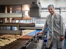 Koekjesfabriek Jeurgens in Beek en Donk breidt uit