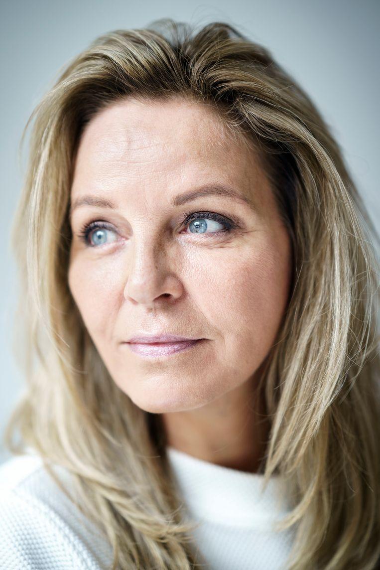 Schrijfster Esther Verhoef.  Beeld Maikel Samuels