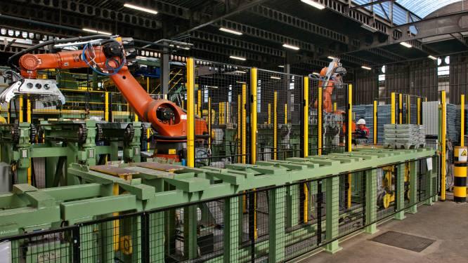Nieuwe gietlijn bij zinksmelter Nyrstar creëert enkele jobs