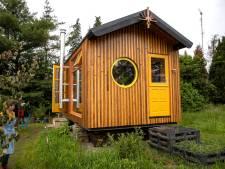 Proef met tiny houses gaat aan De Mortel voorbij