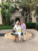 """Danny Fabry en gezin: """"Als ik ooit stop, trek ik met Georgette naar Dubai."""""""