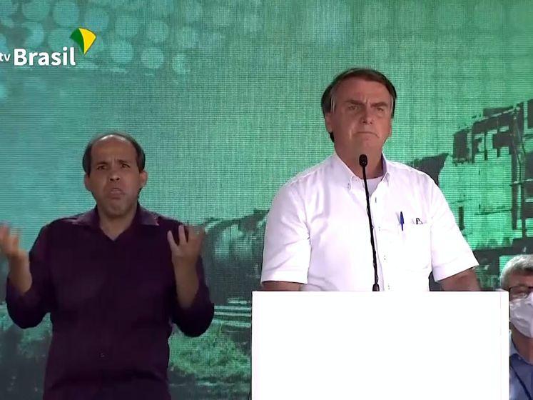 Braziliaanse president Bolsonaro: 'Stop met jammeren over coronadoden'