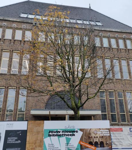 Monumentale kastanje voor oude postkantoor in Utrecht wordt snel gekapt