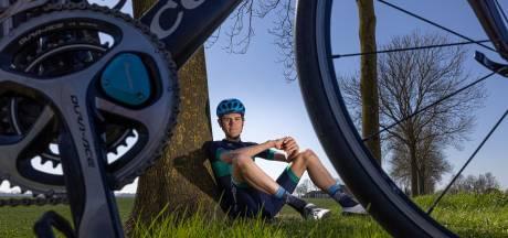 Jan Dunnewind uit Bant bewijst dat polderjongen met diabetes kan uitgroeien tot een uitgekookte klimgeit
