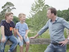 Floris en Thiemen (8) gaan op avontuur in Gelderland