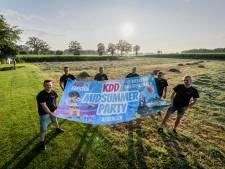 Albergen kan zich opmaken voor een feestje: KDD Midsummerparty barst in oktober alsnog los
