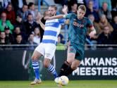 De Graafschap voorkomt slachtpartij tegen kampioen Ajax en treft SC Cambuur in nacompetitie