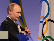 Poetin noemt dopingstraf WADA politieke sanctie