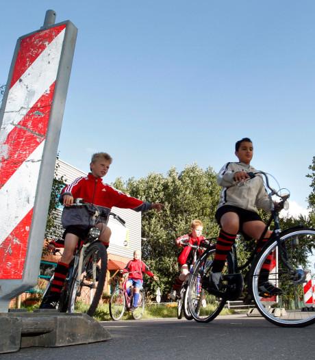 Plan voor veilige weg bij voetbalclub VV Maasdijk in de maak