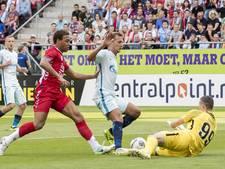 LIVE: Utrecht start tweede helft goed met kopbal Kerk