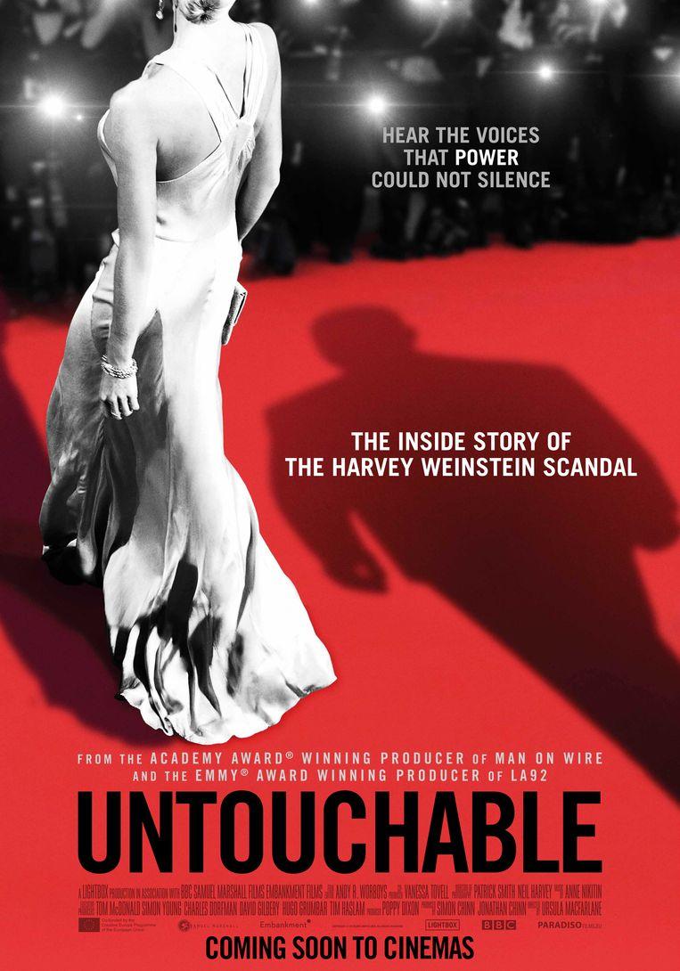 Untouchable, een documentaire over de macht en het machtmisbruik van Harvey Weinstein. Beeld Filmdepot