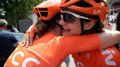 """KOERS KORT 06/07. Vos snelt naar zege in Giro Rosa - Steimle wint proloog in Oostenrijk - """"Renners Roompot-Charles mogen uitkijken naar andere ploeg"""""""