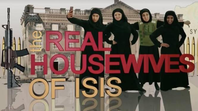 BBC onder vuur en op voetstuk voor 'The Real Housewives of ISIS'
