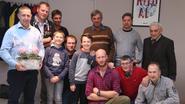 Chris Vindevogel is nieuwe kampioen van Hofbolders