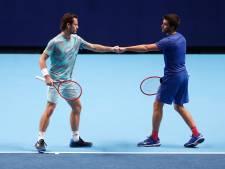 Koolhof plaatst zich met Mektic voor dubbelfinale ATP Finals: 'Dit is heel speciaal'