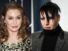 Une actrice de Game of Thrones porte plainte contre Marilyn Manson pour viol et abus sadiques