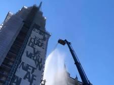Met slangen van 600 meter lang tussen Schelde en kathedraal: brandweer leert op indrukwekkende wijze hoe wij Notre Dame-drama kunnen verhinderen