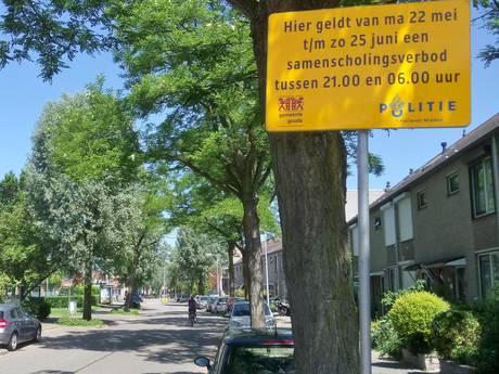 Jaar lang samenscholingsverbod in Goudse straat Lekkenburg
