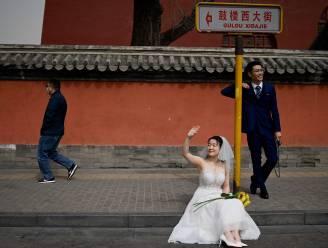 """70% minder echtscheidingen in China na controversiële """"afkoelwet"""" die het bemoeilijkt"""