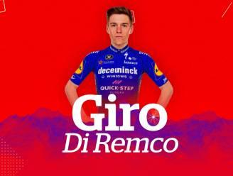 """Giro Di Remco #8. """"Het is duidelijk: Evenepoel is nu de kopman. En de nieuwe rol van Almeida kan het Remco enkel makkelijker maken"""""""
