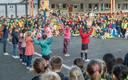 Enkele kinderen toonden hun danstalent.