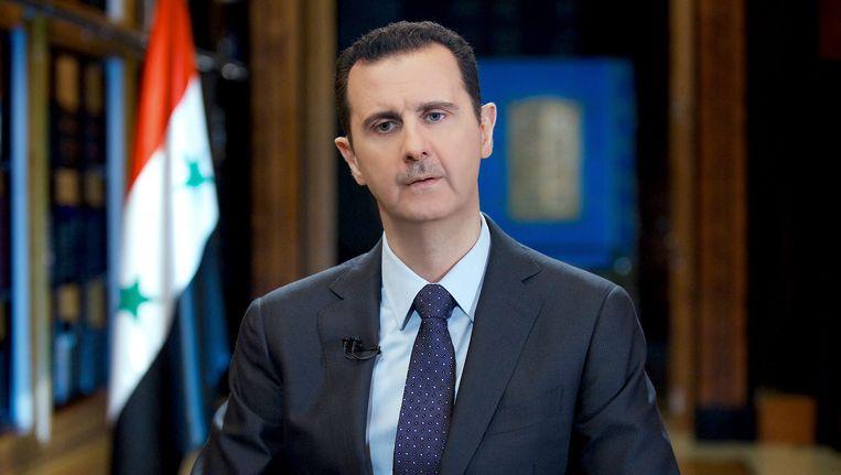 President Assad.
