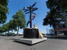 Doesburg krijgt een wereldwijzer
