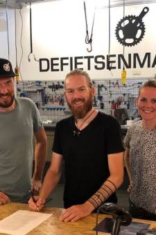 Nieuw wielerteam in Utrecht: Team DFM